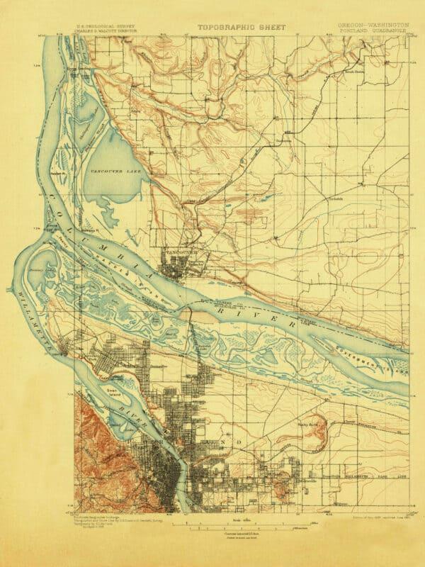 1897 Portland